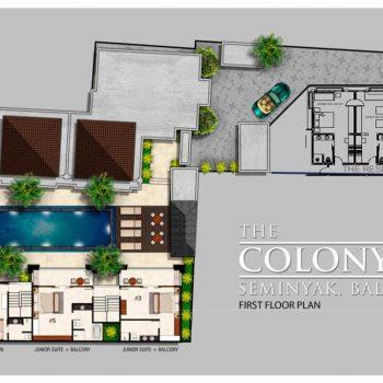 Gallery The Colony Hotel Bali