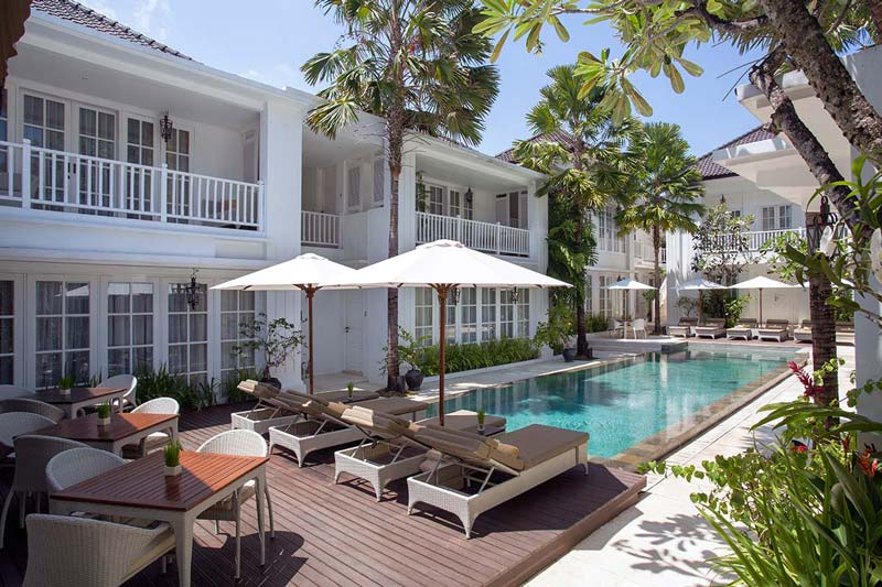 Why Choose A Boutique Hotel The Colony Hotel Bali