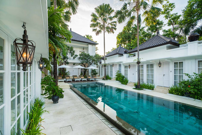 Boutique Hotel In Seminyak The Colony