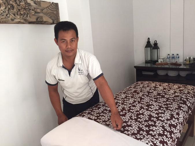 benefit balinese massage