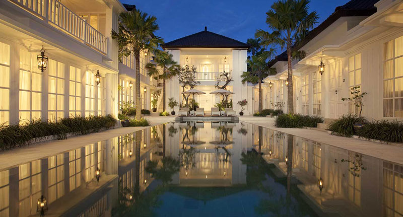 What Is A Boutique Hotel The Colony Hotel Bali