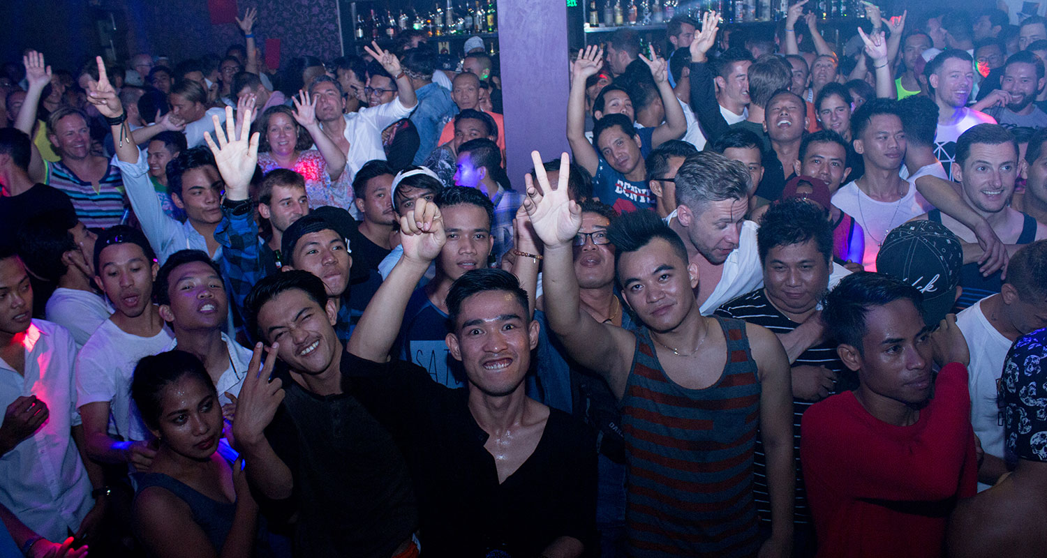 Portland's Wildest Gay Bars And Hangouts