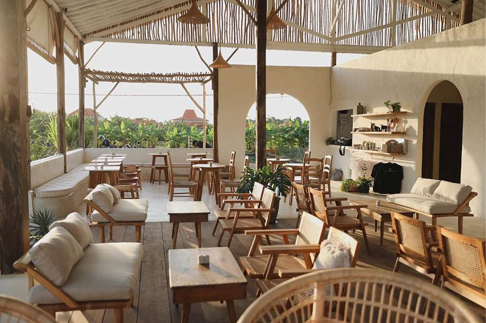 Recommended Places for Breakfast in Seminyak - The Colony